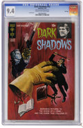 Bronze Age (1970-1979):Horror, Dark Shadows #12 File Copy (Gold Key, 1972) CGC NM 9.4 Cream tooff-white pages. Painted cover. Joe Certa art. Overstreet 20...