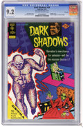 Bronze Age (1970-1979):Horror, Dark Shadows #29 File Copy (Gold Key, 1974) CGC NM- 9.2 Off-whiteto white pages. Joe Certa bondage cover and art. Kenner 16...
