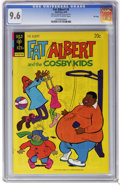 Bronze Age (1970-1979):Cartoon Character, Fat Albert #2 File Copy (Gold Key, 1974) CGC NM+ 9.6 Off-white towhite pages. Overstreet 2006 NM- 9.2 value = $24. CGC cens...