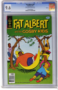Bronze Age (1970-1979):Cartoon Character, Fat Albert #25 File Copy (Gold Key, 1978) CGC NM+ 9.6 Off-white towhite pages. Overstreet 2006 NM- 9.2 value = $18. CGC cen...