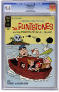 Silver Age (1956-1969):Cartoon Character, The Flintstones #28 File Copy (Gold Key, 1965) CGC NM+ 9.6 Off-white pages. Overstreet 2006 NM- 9.2 value = $60. CGC census ...