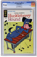 Silver Age (1956-1969):Cartoon Character, Huckleberry Hound #39 File Copy (Gold Key, 1969) CGC NM+ 9.6 Off-white to white pages. Overstreet 2006 NM- 9.2 value = $38. ...