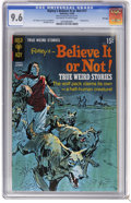 Silver Age (1956-1969):Horror, Ripley's Believe It Or Not #17 File Copy (Gold Key, 1969) CGC NM+9.6 Off-white to white pages. Painted cover. Art by Sal Tr...