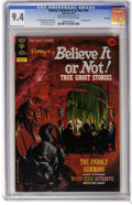 Bronze Age (1970-1979):Horror, Ripley's Believe It Or Not #34 File Copy (Gold Key, 1972) CGC NM9.4 Off-white to white pages . Painted cover. Jack Sparling...