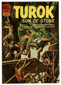 Silver Age (1956-1969):Adventure, Turok #29 (Dell, 1962) Condition: VF-. Painted cover. Overstreet 2006 VF 8.0 value = $60. From the Random House Archives....