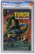 Silver Age (1956-1969):Adventure, Turok #62 File Copy (Gold Key, 1968) CGC NM 9.4 Off-white pages. Painted cover. Alberto Giolitti art. Overstreet 2006 NM- 9....