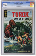 Silver Age (1956-1969):Adventure, Turok #65 File Copy (Gold Key, 1969) CGC NM+ 9.6 Off-white pages. Painted cover. Alberto Giolitti art. Overstreet 2006 NM- 9...