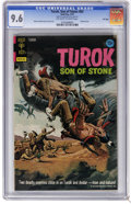 Bronze Age (1970-1979):Miscellaneous, Turok #83 File Copy (Gold Key, 1973) CGC NM+ 9.6 Off-white to whitepages. Painted cover. Alberto Giolitti and Joe Certa art...