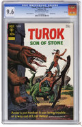 Bronze Age (1970-1979):Miscellaneous, Turok #89 File Copy (Gold Key, 1974) CGC NM+ 9.6 Off-white to whitepages. Painted cover. Alberto Giolitti art. Overstreet 2...
