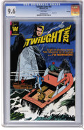 Modern Age (1980-Present):Science Fiction, Twilight Zone #92 File Copy (Whitman, 1982) CGC NM+ 9.6 Whitepages. Reprints Twilight Zone #1. Overstreet 2006 NM- 9.2 ...