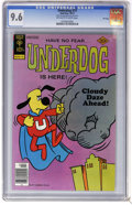 Bronze Age (1970-1979):Cartoon Character, Underdog #15 File Copy (Gold Key, 1977) CGC NM+ 9.6 Off-white towhite pages. Overstreet 2006 NM- 9.2 value = $35. CGC censu...