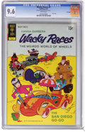 Bronze Age (1970-1979):Cartoon Character, Wacky Races #7 File Copy (Gold Key, 1972) CGC NM+ 9.6 White pages.Final issue. Overstreet 2006 NM- 9.2 value = $45. CGC cen...