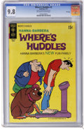 Bronze Age (1970-1979):Humor, Where's Huddles #2 File Copy (Gold Key, 1971) CGC NM/MT 9.8Off-white to white pages. Overstreet 2006 NM- 9.2 value = $20. C...