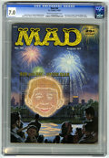Magazines:Mad, Mad #34 (EC, 1957) CGC FN/VF 7.0 Cream to off-white pages. Parody of author Dr. Fredric Wertham. Norman Mingo cover. Interio...