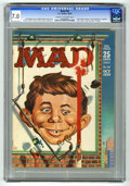 """Magazines:Mad, Mad #50 (EC, 1959) CGC FN/VF 7.0 Cream to off-white pages. """"PeterGunn"""" parody. Kelly Freas cover. Mort Drucker, Don Martin,..."""