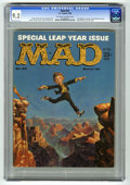 Magazines:Mad, Mad #53 (EC, 1960) CGC NM- 9.2 Off-white to white pages. KellyFreas cover. Wally Wood, Mort Drucker, Dave Berg, Bob Clarke,...