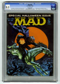 """Magazines:Mad, Mad #59 (EC, 1960) CGC VF+ 8.5 Off-white pages. Halloween issue.""""Lassie"""" TV parody. """"The Parent"""" book spoof. Frank Kelly Fr..."""