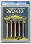 """Magazines:Mad, Mad #65 (EC, 1961) CGC VF/NM 9.0 Off-white pages. Frank Kelly Freas cover. """"Medical Illustrated"""" magazine. Special Summer Tr..."""