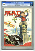 Magazines:Mad, Mad #94 Gaines File Copy (EC, 1965) CGC NM 9.4 Off-white to whitepages. King Kong parody. Norman Mingo cover. Dave Berg, Mo...