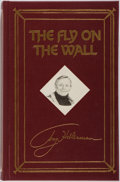 Books:Mystery & Detective Fiction, Tony Hillerman. SIGNED/LIMITED. The Fly on the Wall.Armchair Detective Library, [1990]. First edition thus, limited...