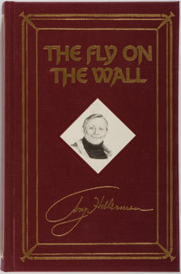 Tony Hillerman. SIGNED/LIMITED. The Fly on the Wall. Armchair Detective Library, [1990]. First