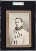 Baseball Cards:Singles (Pre-1930), 1910 H801-7 Old Mill Doane, Roanoke SGC 40 VG 3 - One of Two onRecord....