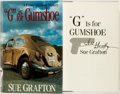 "Books:Mystery & Detective Fiction, Sue Grafton. SIGNED. ""G"" is for Gumshoe. New York: Henry Holt, [1990]. First edition. Signed by the author. Publ..."