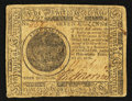Colonial Notes:Continental Congress Issues, Continental Currency February 17, 1776 $7 Very Fine.. ...