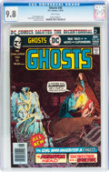 Bronze Age (1970-1979):Horror, Ghosts #48 (DC, 1976) CGC NM/MT 9.8 White pages....
