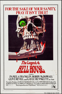 """The Legend of Hell House & Other Lot (20th Century Fox, 1973). One Sheets (2) (27"""" X 41""""). Horror. ... (To..."""