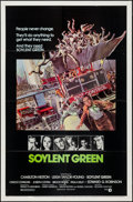 """Movie Posters:Science Fiction, Soylent Green (MGM, 1973). One Sheet (27"""" X 41""""). Science Fiction....."""