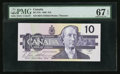 Canadian Currency: , BC-57b $10 1989 . ...
