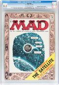 Magazines:Mad, Mad #26 Don/Maggie Thompson Collection pedigree (EC, 1955) CGC VF+8.5 Off-white to white pages....