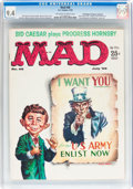 Magazines:Mad, Mad #48 Don/Maggie Thompson Collection pedigree (EC, 1959) CGC NM 9.4 Off-white to white pages....