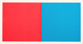 Prints:Contemporary, SOL LEWITT (American, 1928-2007). Grids and Colors (threeworks), 1979. Screenprints in colors. Each 16 x 30 inches (40....(Total: 3 Items)