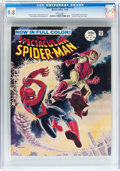 Magazines:Superhero, Spectacular Spider-Man #2 (Marvel, 1968) CGC NM/MT 9.8 Whitepages....