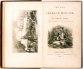 Books:Biography & Memoir, W. Gilmore Simms. The Life of Francis Marion. New York: Henry Langley, 1844. First edition. Publisher's brown emboss...