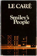 Books:Mystery & Detective Fiction, John le Carré. Smiley's People. London: Hodder andStoughton, [1980]. First edition. Publisher's binding in dustjac...