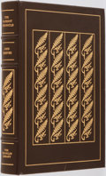 Books:Literature 1900-up, John Cheever. Signed. The Wapshot Chronicle. Franklin Center: Franklin Library, 1978. Limited edition. Signed by Cheever. Pu...