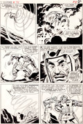 Original Comic Art:Panel Pages, Don Heck and Wally Wood Tales of Suspense #71 Page 8Original Art (Marvel, 1965)....