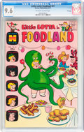 Bronze Age (1970-1979):Humor, Little Lotta Foodland #27 File Copy (Harvey, 1971) CGC NM+ 9.6 Off-white to white pages....
