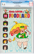 Bronze Age (1970-1979):Humor, Little Lotta Foodland #28 File Copy (Harvey, 1971) CGC NM+ 9.6Off-white pages....
