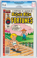Modern Age (1980-Present):Humor, Richie Rich Fortunes #57 File Copy (Harvey, 1981) CGC NM+ 9.6 Whitepages....