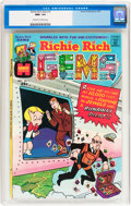 Bronze Age (1970-1979):Cartoon Character, Richie Rich Gems #1 (Harvey, 1974) CGC NM+ 9.6 Off-white to whitepages....