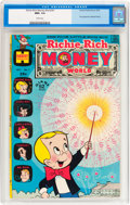 Bronze Age (1970-1979):Cartoon Character, Richie Rich Money World #1 (Harvey, 1972) CGC NM+ 9.6 Whitepages....