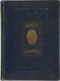 Football Collectibles:Others, 1923 Notre Dame Football Team Signed Yearbook, With Rockne and the Four Horsemen. ...