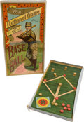 Baseball Collectibles:Others, Circa 1901 The National Game of Base Ball by McLoughlin Bros....