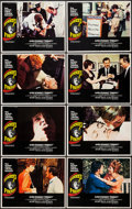 """Movie Posters:Hitchcock, Frenzy (Universal, 1972). Lobby Card Set of 8 (11"""" X 14"""").Hitchcock.. ... (Total: 8 Items)"""