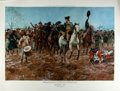 "Books:Prints & Leaves, Don Troiani. SIGNED/LIMITED Production Proof of His Painting""Washington at the Battle of Princeton."" 2007. Number 54 out of..."