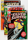 Silver Age (1956-1969):Superhero, The Silver Surfer #5-15 and 18 Group (Marvel, 1969-70) Condition: Average GD/VG.... (Total: 12 Comic Books)